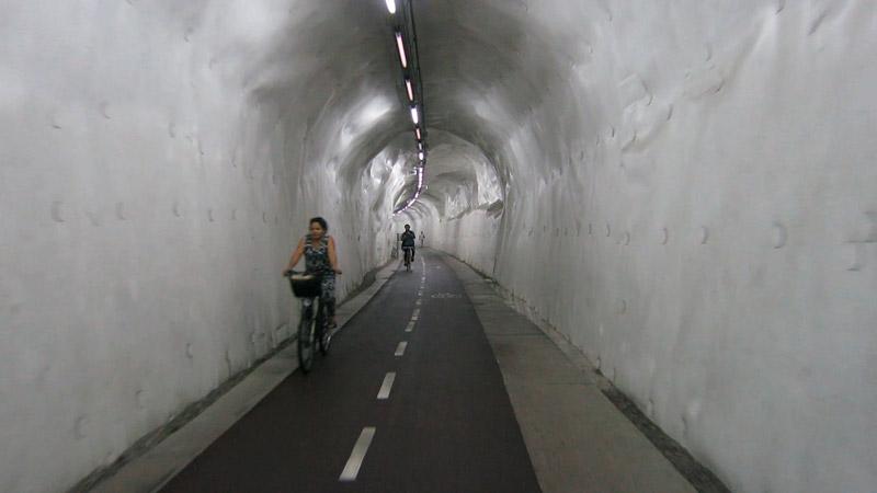 تونل مورلانز,پروژه شهری,