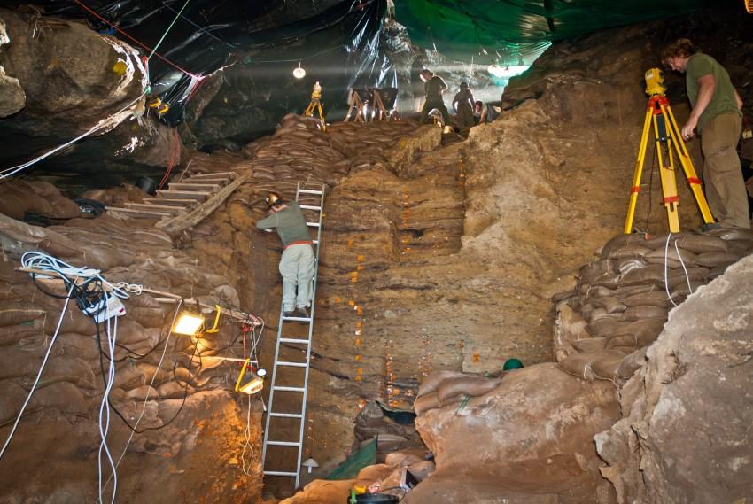 نقشه برداری از غار