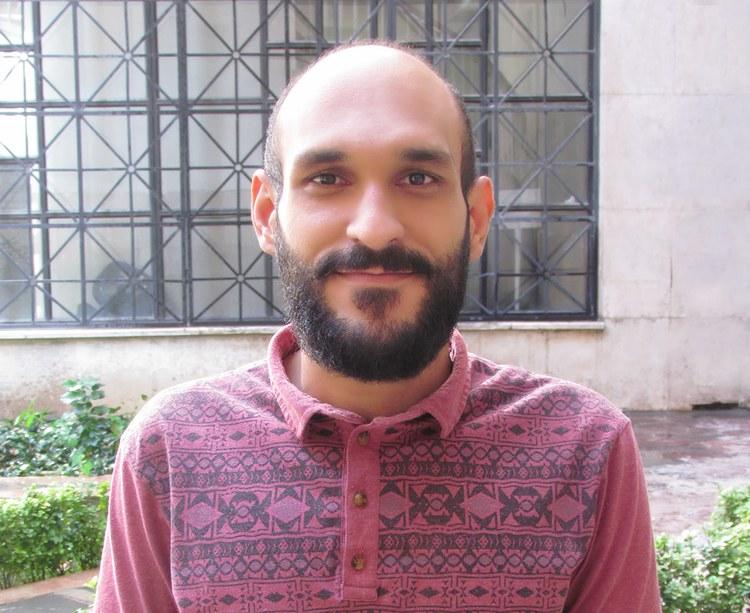 مصاحبه, علی رمضانی, نقشه برداری,آزمون کارشناسی ارشد,سیستم اطلاعات مکانیGIS, دانشگاه تهران, مصاحبه آپسیس