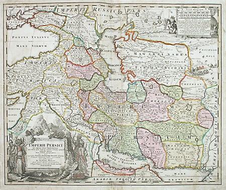 نقشه های قدیمی,موزه و نمایشگاه دائمی نقشه