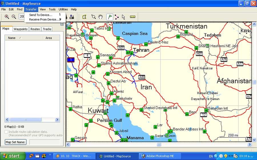 MapSource,gps,Garmin