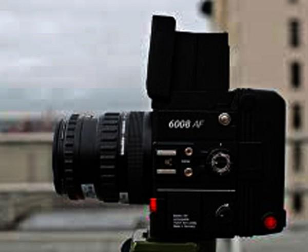 فتوگرامتری برد کوتاه و دوربین های متریک، نیمه متریک و غیر متریک,فتوگرامتری,Pro90is,Canon,Rollei flex 6008