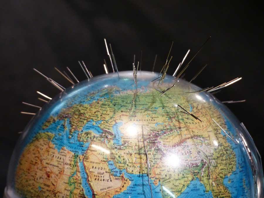 زمین و خاصیت آهنربایی آن,میدان مغناطیسی زمین,ژئومغناطیس,شدت میدان مغناطیسی