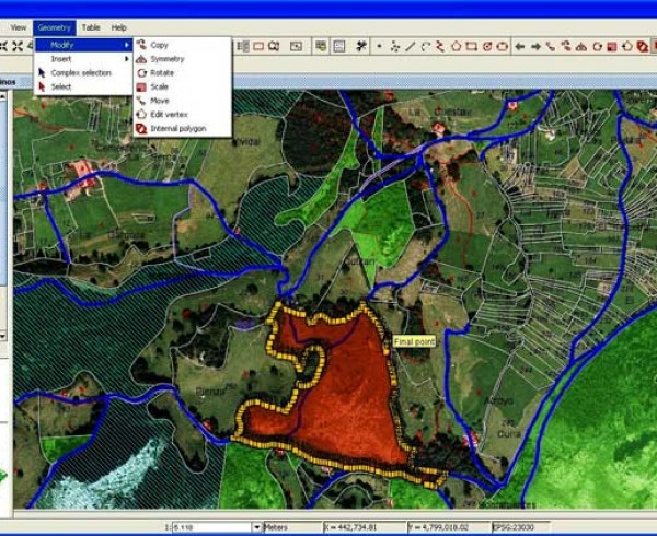 سیستم اطلاعات مکانی,سیستم اطلاعات جغرافیایی,GIS,مولفه های سیستم اطلاعات جغرافیایی