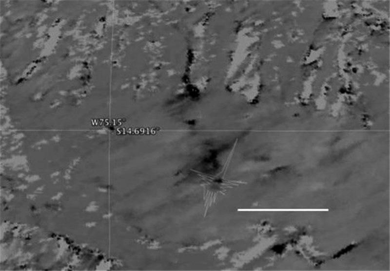 نقشهبرداری ناسا,نقشهبرداری, ناسا,NASA,رادار UAVSAR,رادار هوابرد,صحرای پرو,ایسنا,خبرگزاری تسنیم