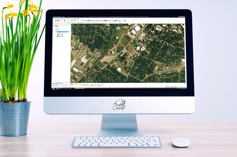 نقشه برداری,سیستم اطلاعات مکانی,سیستم اطلاعات جغرافیایی,ArcGIS,GIS