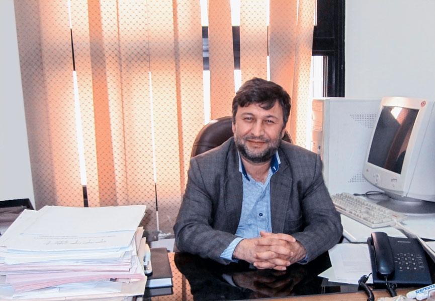 عباس عابدینی,نقشه برداری