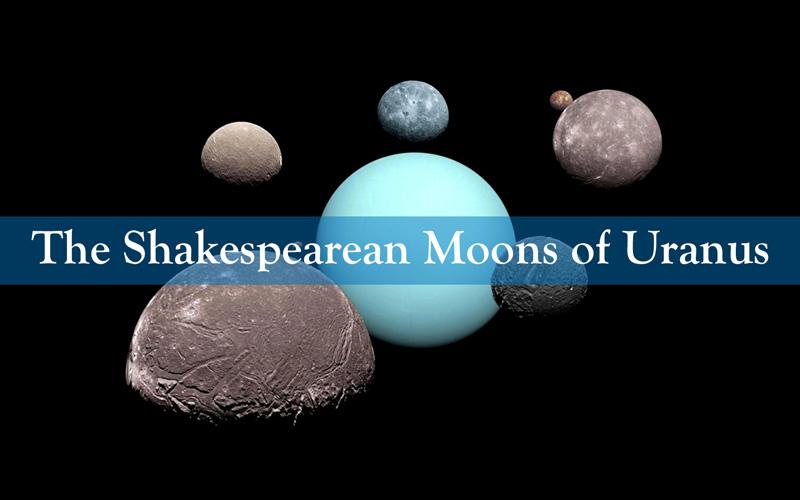 قمرهای اورانوس