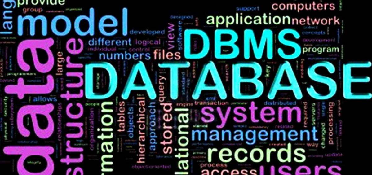 پایگاه داده و مدیریت آن