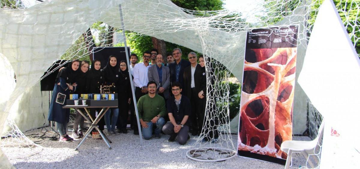 پروژه موفق از دانشجویان معماری علم و صنعت