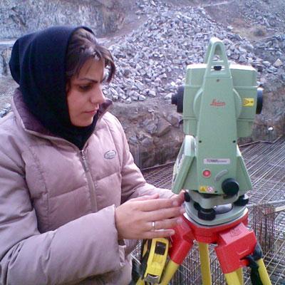 پروژه مسکونی کارکنان وزارت خارجه مشهد