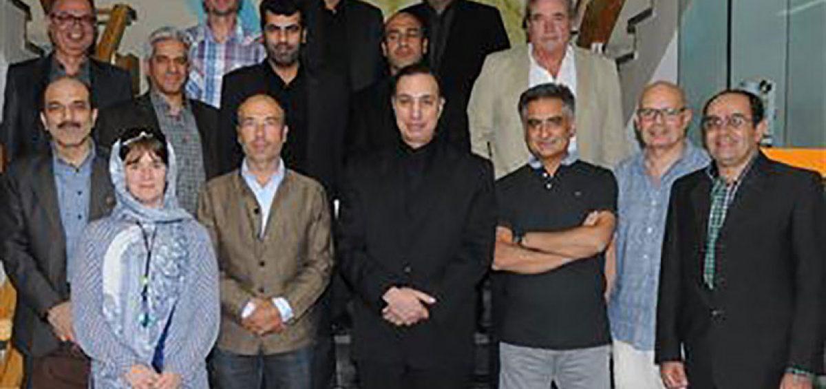 سازمان نقشه برداری کشور,نقشه برداری,دکتر علیرضا اردلان,کشور فرانسه,دانشگاه های کشور فرانسه