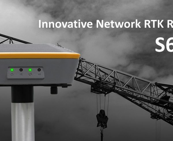 RTK Receiver کمپانی SOUTH مدل S660P