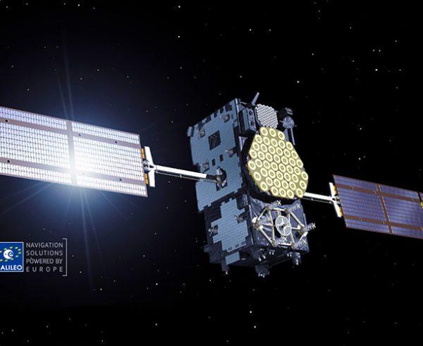 فعالیت های فضایی | ماهواره گالیلئو