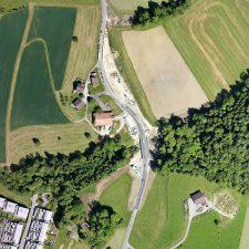 تصاویر اخذ شده با پهپاد نقشه برداری WingtraOne