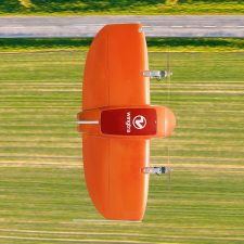 پهپاد نقشه برداری WingtraOne