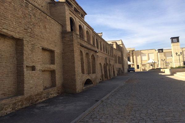 نقشه سه بعدی بافت تاریخی شیراز تهیه می شود