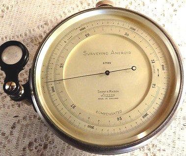 ارتفاع سنج (Altimeter)