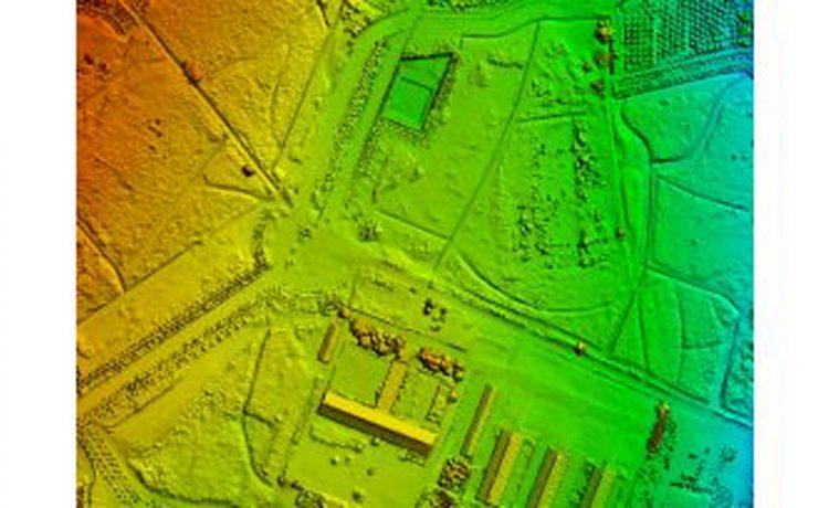 نرم افزار مبتنی بر فتوگرامتری UAV
