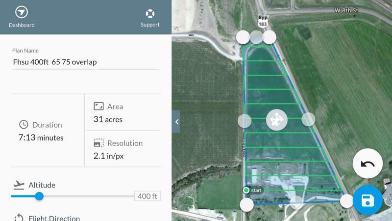 یک الگوی بهینه شده در زمان پرواز صرفه جویی نموده و نتایج مشابهی را در بر خواهد داشت.