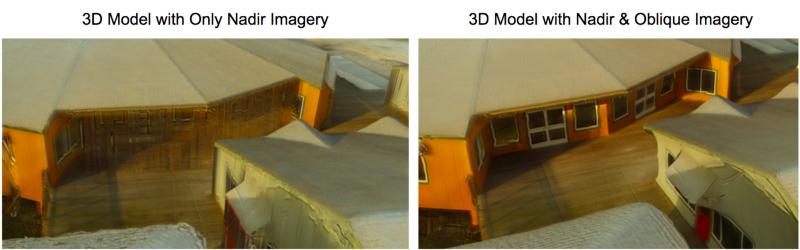 وارد کردن تصاویر مایل در مدل سه بعدی