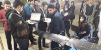 نمایشگاه کار دانشگاه تبریز
