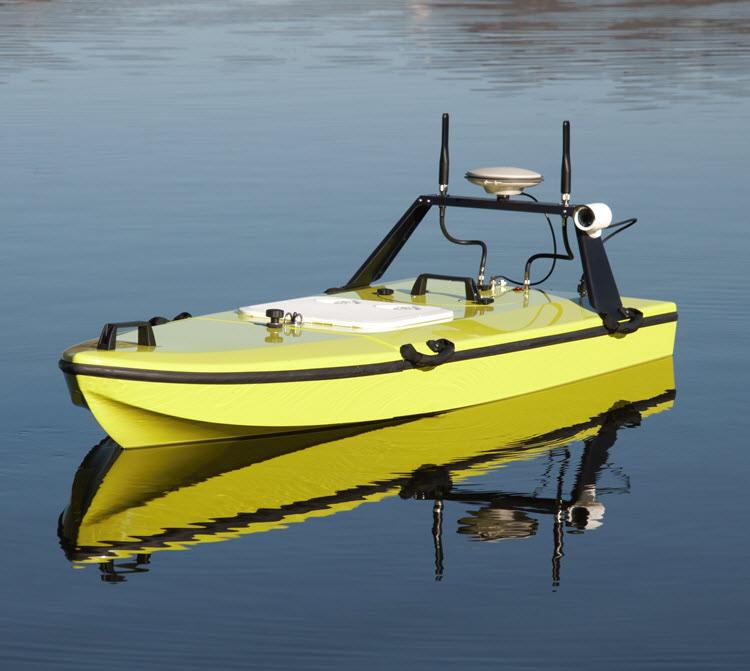 قایق هیدروگرافی
