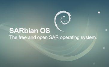 SARbian مجموعه نرم افزارهای راداری رایگان
