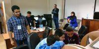گروه های شرکت کننده در مسابقات ژئولیگ / چالش فتوگرامتری