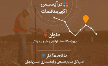 اداره کل منابع طبیعی و آبخیزداری استان تهران