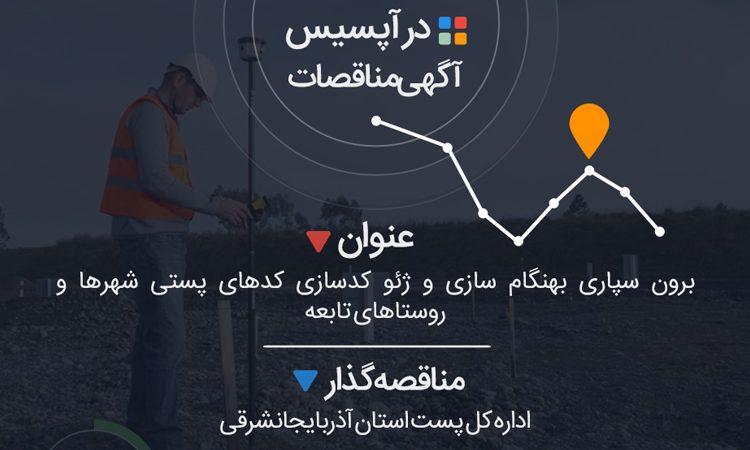 اداره کل پست استان آذربایجانشرقی